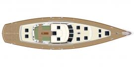 65 pilothouse deck plan